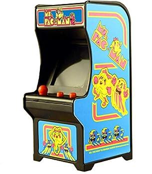 Tiny Arcade Ms Pac-Man Miniature Arcade Game