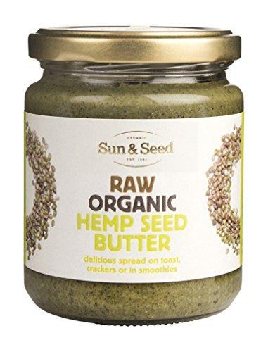 Sun Seed outlet Raw Organic 250g Butter Max 71% OFF Hemp