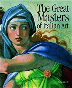 Hardcover The Great Masters of Italian Art Book