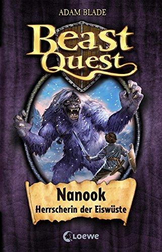 Beast Quest 05. Nanook, Herrscherin der...