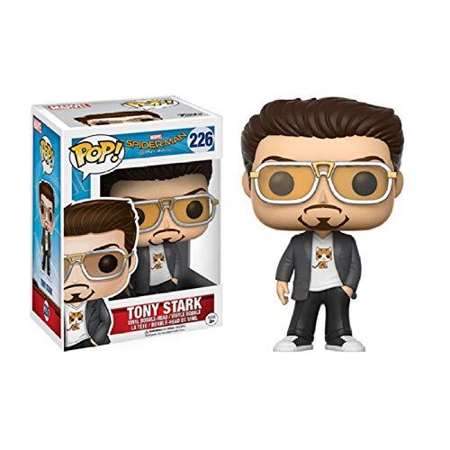 Funko POP!: Marvel: Spider-Man Homecoming: Tony Stark