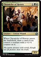 Chronicler of Heroes - Foil - Iconic Masters