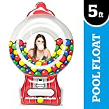 Big Mouth Inc. Giant Gumball Machine Pool Float