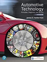 Revel for Automotive Technology: Principles, Diagnosis, and Service -- Access Card (6th Edition)