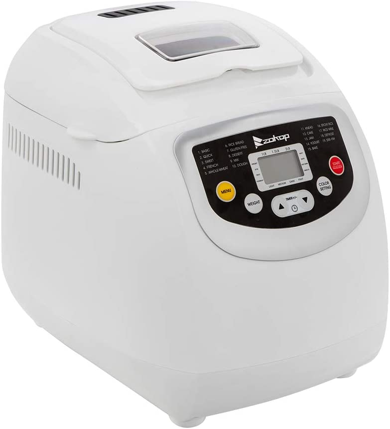 Bread Maker Machine With Automatic Tempera High Popular brand Feeding Function New product type
