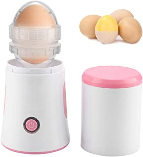 FTVOGUE Electric Egg Shaker Mix Yolk Protein in Shell, Golden Eggs Maker DIY Kitchen Cooking Tools