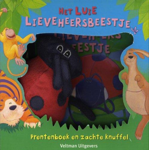 Het luie lieveheersbeestje (box): Prentenboek en zachte knuffel
