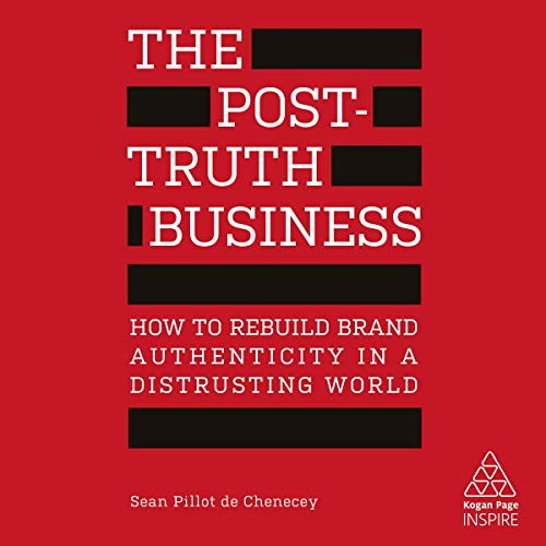The Post-Truth Business cover art