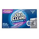 OxiClean Washing Machine Cleaner with Odor...