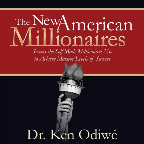 The New American Millionaires audiobook cover art