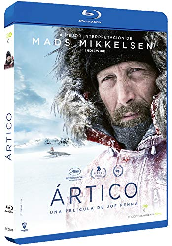Ártico [Blu-ray]