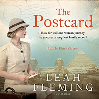 The Postcard cover art