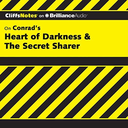 Heart of Darkness & The Secret Sharer: CliffsNotes cover art