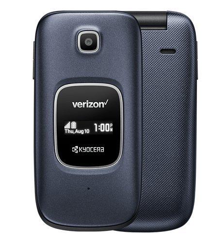 Kyocera Cadence S2720 (Verizon) (Blue) (Renewed)