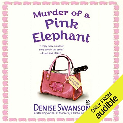 Murder of a Pink Elephant cover art