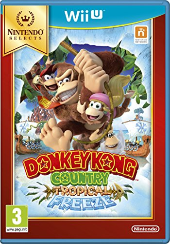 Donkey Kong Country : Tropical Freeze - Nintendo Selects Import anglais