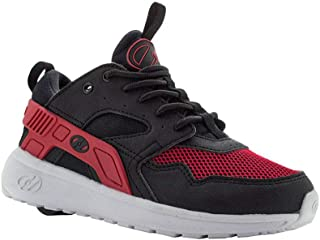 HEELYS FORCE BLACK/RED SIZE:39