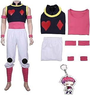 Hunter x Hunter Hisoka Cosplay Costume Cosplay Outfit...