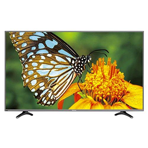 Hisense LTDN40K321UWTSEU 102 cm (40 Zoll)Ultra HD Fernseher(3,840 x 2,160, Smart TV)