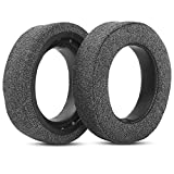 HS70 Earpads Upgrade Thicker Fabric Ear Pads Cushion Replacement Compatible with Corsair HS70 Pro HS60 Pro HS50 Pro Headphone