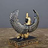 KKUUNXU Ornamenti Classici dell'imperatrice del Faraone Egiziano Artigianato in Stile Europeo Regali Moderni per la Decorazione della casa di Moda