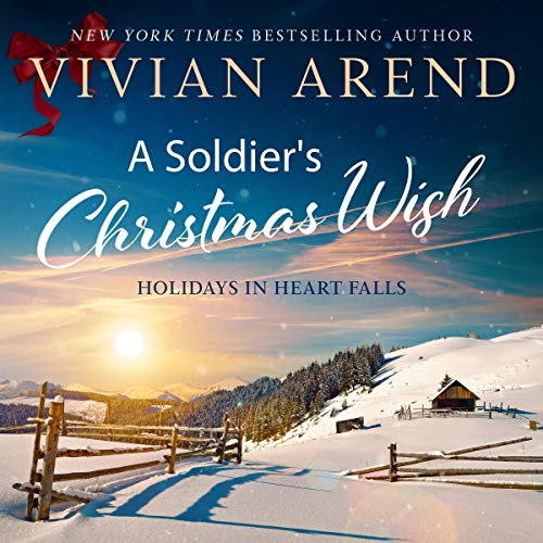 A Soldier's Christmas Wish audiobook cover art