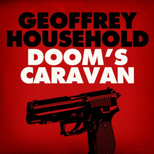 Doom's Caravan audiobook cover art