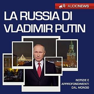 La Russia di Vladimir Putin copertina
