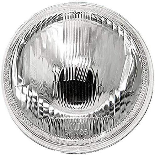 7 inch round headlight bucket