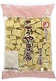 鶴羽二重高野豆腐1/6カット 500g