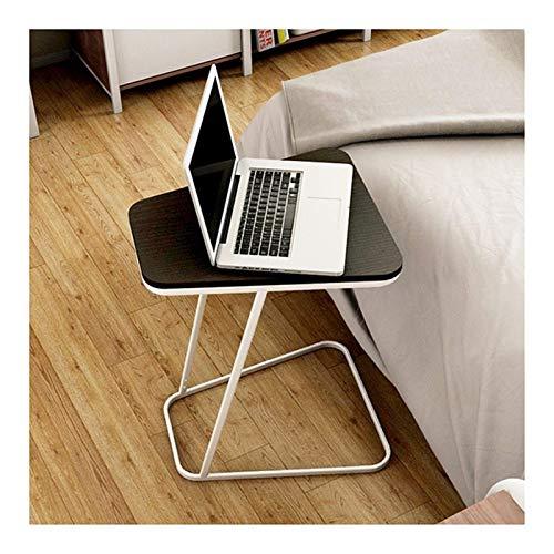 Mutmi Tabla Mesa de Tratamiento de Mesa portátil, Soporte portátil, rotación, inclinación de la Mesa para la Mesa del Ordenador portátil (Negro),Negro