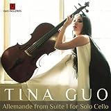 J.S. Bach: Cello Suite No.1 in G Major, BWV 1007: II. Allemande