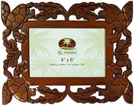 hawaiian wood picture frames