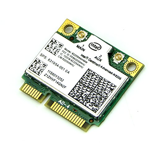 YSTD WiFi Link 6205 tarjeta 60Y3253 para Lenovo Intel T420 T420s T520 T520s X100E X120E