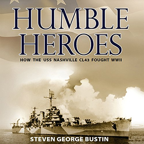 Humble Heroes audiobook cover art