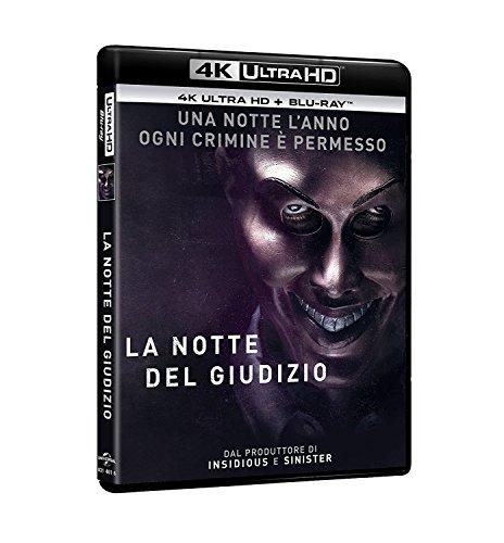 La Notte Del Giudizio (4K+Br)