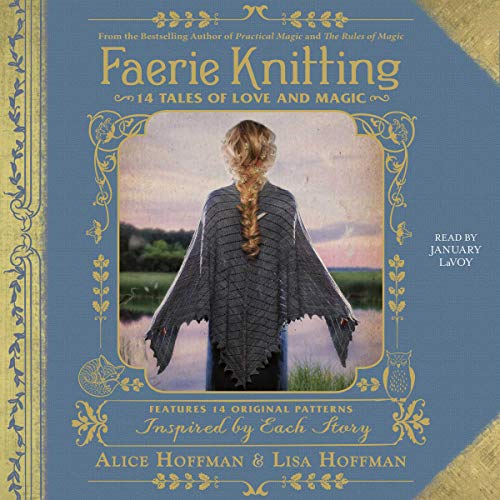 Faerie Knitting audiobook cover art