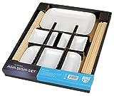 Gräwe–Juego de sushi para 2personas,...