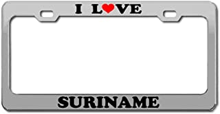 Best suriname license plate Reviews