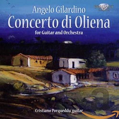 Gilardino: Concerto di Oliena