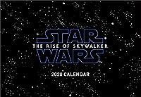 イン・ロック スター・ウォーズEP9 2020年 カレンダー 壁掛け CL-808