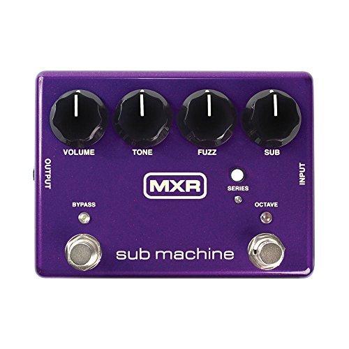 MXR M225 Sub Machine Octave Fuzz [並行輸入品]
