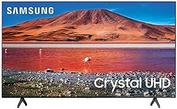 SAMSUNG 65-inch Class Crystal UHD TU-7000 Series - 4K UHD HDR Smart TV with Alexa Built-in (UN65TU7000FXZA, 2020 Model)