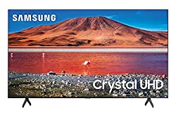 Image of Samsung 43-inch TU-7000 Series Class Smart TV | Crystal UHD - 4K HDR - with Alexa Built-in | UN43TU7000FXZA, 2020 Model: Bestviewsreviews