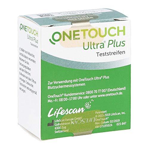 OneTouch Ultra Plus Teststreifen,50St