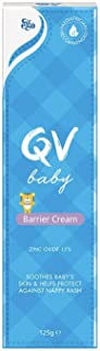 QV Baby Barrier Cream 50g - QV Baby Nappy or Barrier Cream Helps to rehydrate Skin and Prevent Moisture Loss from Baby's S...