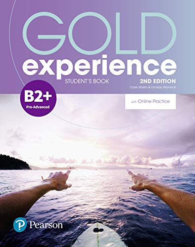 Gold Experience B2+ Students' Book with Online Practice Pack