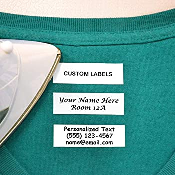 Best iron on name tags Reviews