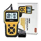 V311A Car OBD2 Scanner & WiFi Car Code Reader, Handheld Universal Automotive Fault Diagnostic Tool for OBDII Protocol Cars