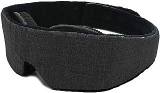 Modular Adjustable 3D Sleep Mask, Travel Eye Mask for Sleeping Locking Light 100% Blindfold Airplane Mask Night Blinder Ey...